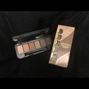 Buxom Suede Seduction Eyeshadow Palette